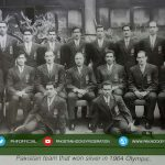 1964 Silver in Olympics group photo MH ATIF