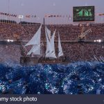 1992 open-ceremony-vertical-olympic-games-barcelona-AXRC8T