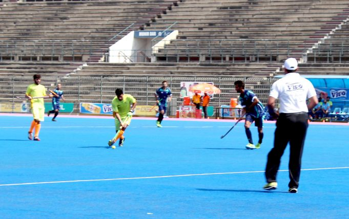 CNS Hockey: WAPDA, SNGPL & National Bank Victorious on Opening Dat