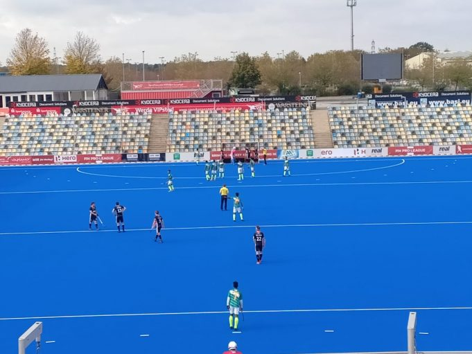 Pakistan lose to Netherlands 2-1 in practice match