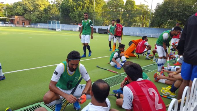 Pakistan's Olympic 2020 qualifiers Squad Announced