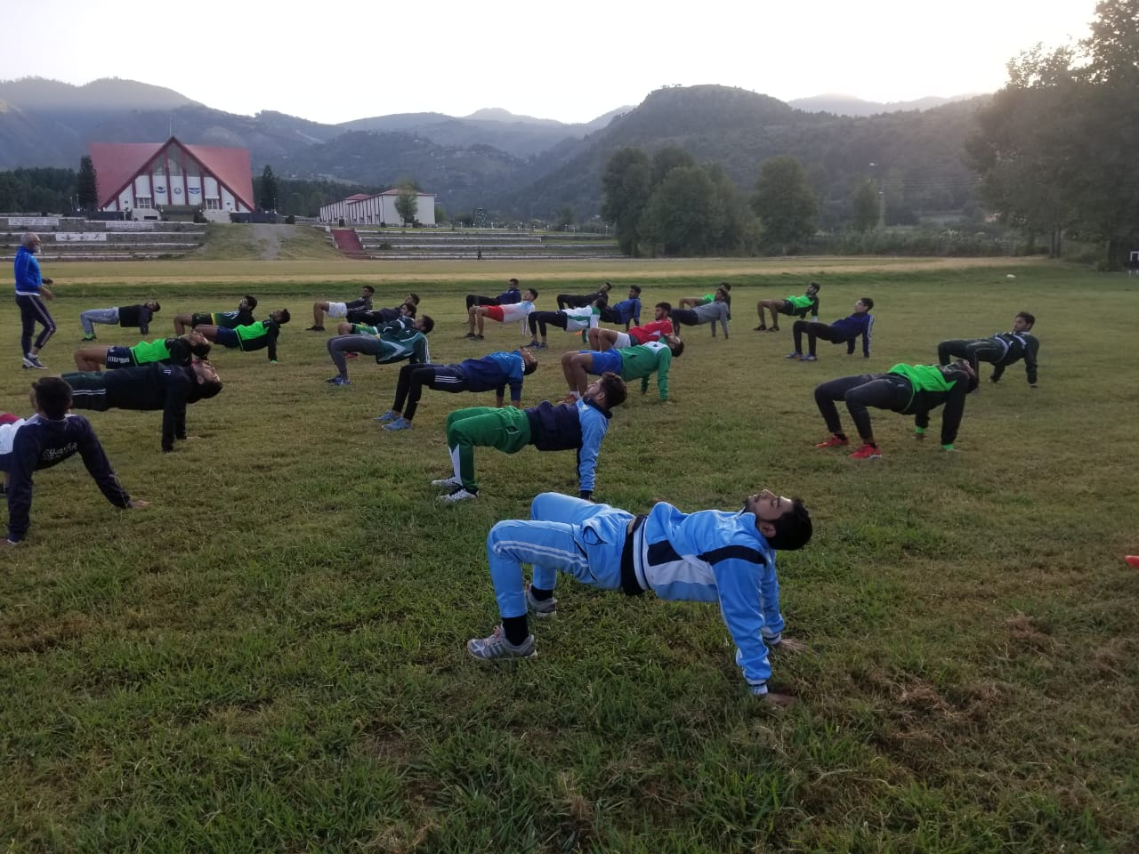 Physical Fitness Training