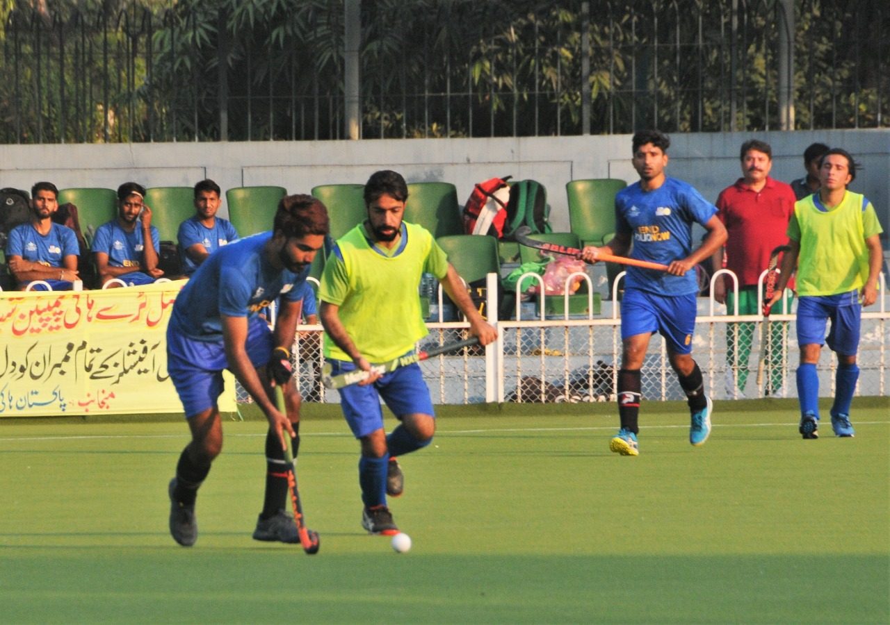 Fourth day of the 5th National Tray Hockey Championships