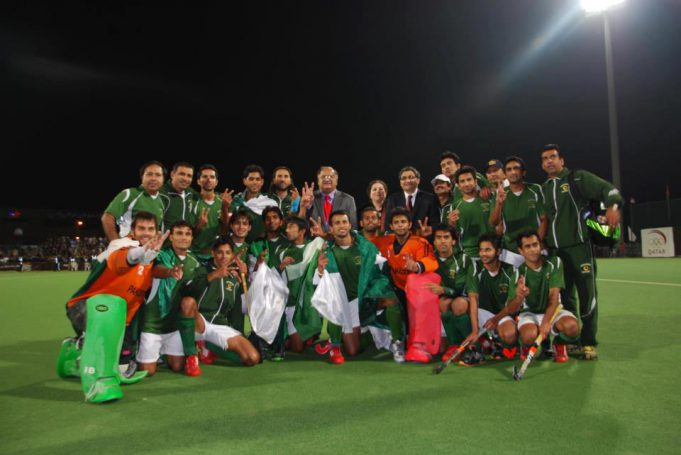 2nd Men's Asian Hockey Champions Trophy 20-27 Dec 2012
