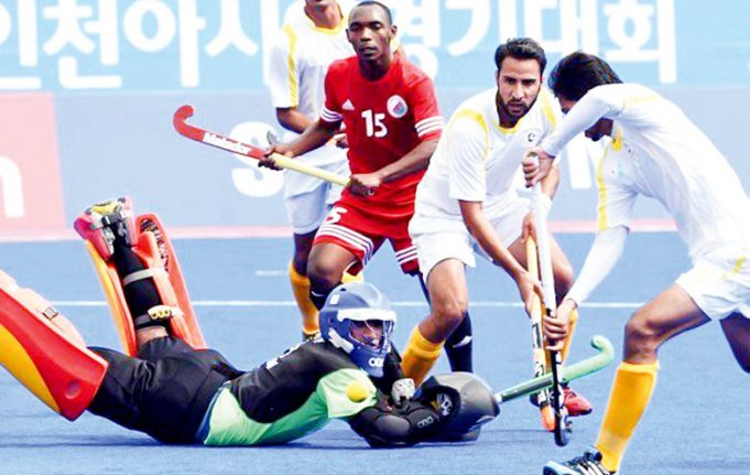 Recently, Pakistan's Development Hockey Squad visited Oman to play a five-match series against Oman's national ...