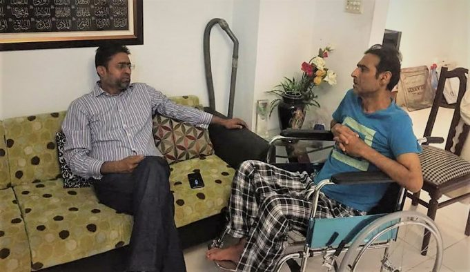 PHF Extending Full Support to Mansoor Ahmed Pakistan Hockey Federation is trying to help ailing national hero Mansoor Ahmed in all the possible ways. Former Pakistan captain and legendary goal keeper Mansoor has been battling a deteriorating heart condition for quite some time