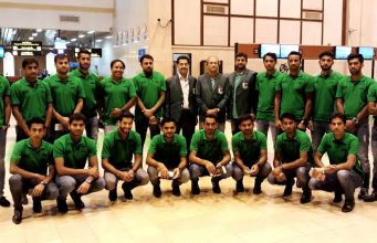 Pak hockey team departs for Commonwealth Games
