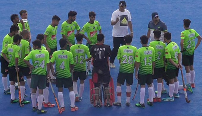 Pakistan Hockey Junior Team jr