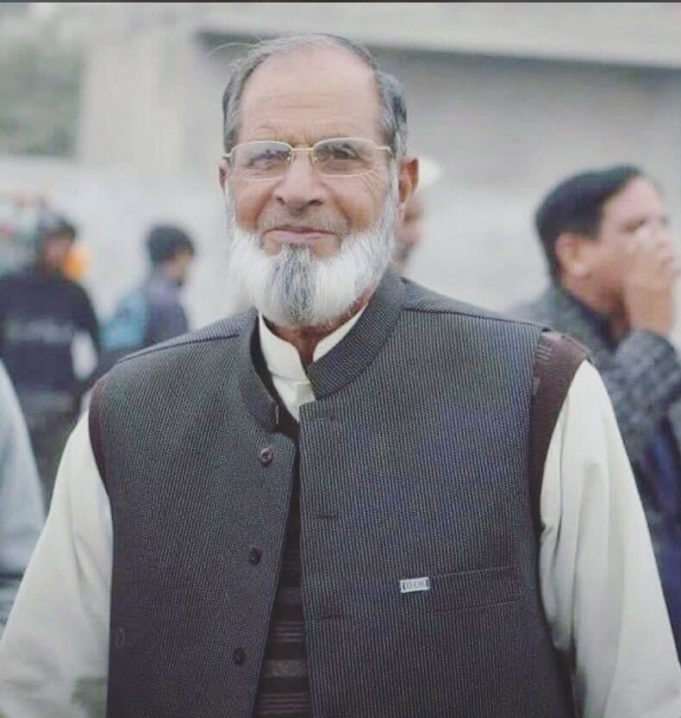Naveed Alam's Father