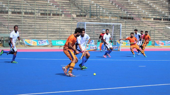 CNS Hockey Semifinals: NBP vs SSGC & WAPDA vs SNGPL