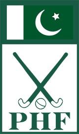 PHF Hockey Federation Pakistan Logo