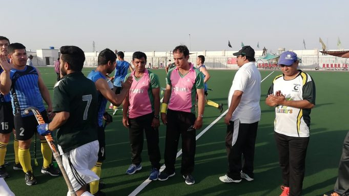 Pak Development Squad thrash Uzbekistan in second match