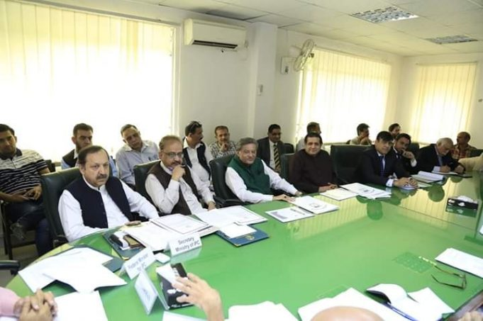 Standing Committee On Inter-Provincial Coordination (1)
