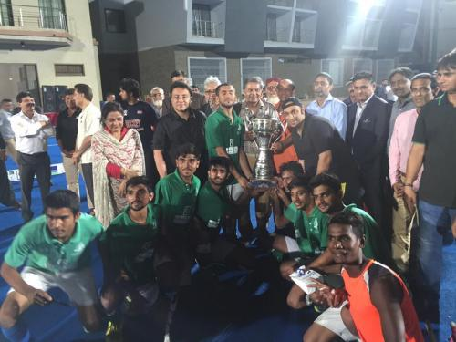 1st Dr Essa Laboratory Quaid E Azam U19 5 A side Hockey Series (15)